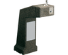 Elkay LK4590 | Freestanding Stone Drinking Fountain | Filterless, Non-refrigerated