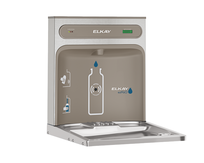 Elkay LMABFWS-RF | Retrofit Bottle Filler | Filtered (For use with EMAB-style fountains) - BottleFillingStations.com