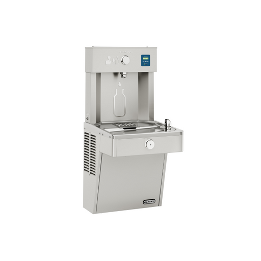 Elkay LVRC8WSK | VANDAL RESISTANT Single Bottle Filling Station, Filtered - BottleFillingStations.com