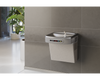Elkay LZO8L | Wall-mount EZ-style Drinking Fountain | Filtered, Refrigerated, Hands-free, Granite Gray - BottleFillingStations.com