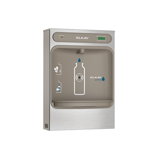Elkay LZWSSM | SURFACE MOUNT Bottle Filler, Filtered, Non-refrigerated - BottleFillingStations.com