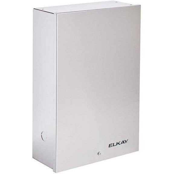 Elkay EF1500VRBC | Retrofit Filter Kit | 1500-gallon capacity, Vandal-Resistant Mounting Box - BottleFillingStations.com