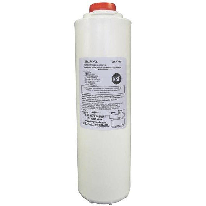 Elkay ERF750 | WaterSentry Plus Replacement Filter | For use with Built-in Water Dispenser (Liv Residential units) - BottleFillingStations.com