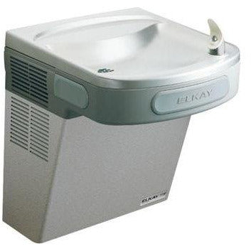 Elkay EZSG8S | Wall-mount EZ-style Drinking Fountain | Filterless, High-efficiency chiller, Stainless Steel - BottleFillingStations.com