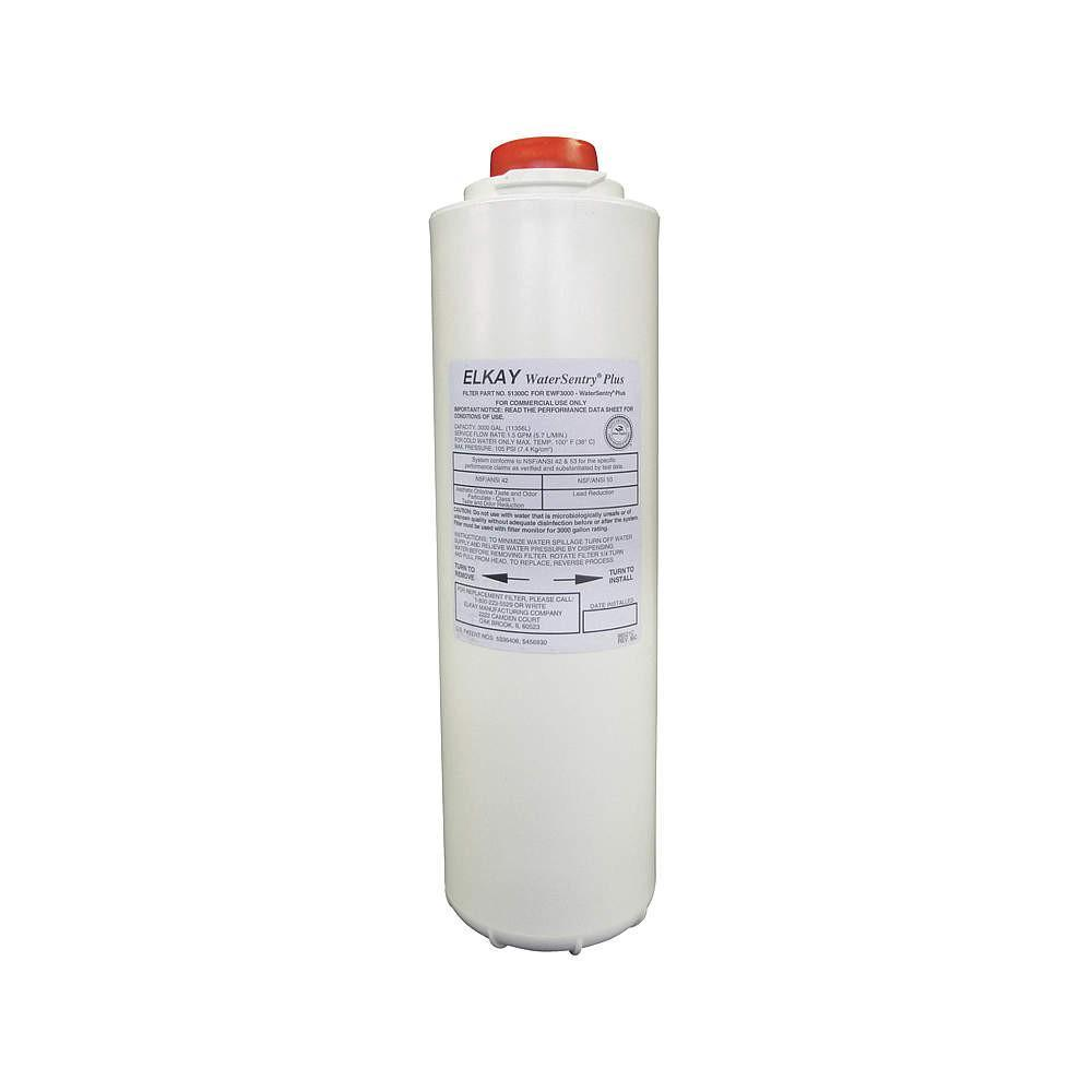 Elkay 51300C | WaterSentry Plus Filter Replacement - BottleFillingStations.com