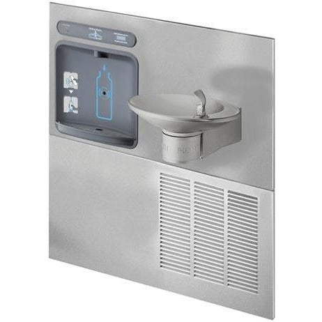 Halsey Taylor HTHBWF-OVL-RF | RETROFIT Bottle Filling Station, Filtered - BottleFillingStations.com