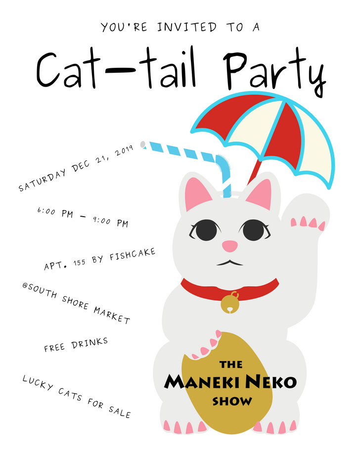 cat-tail party