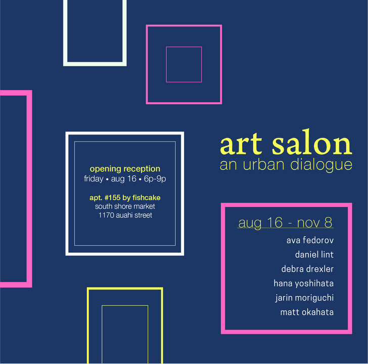 art salon: an urban dialogue