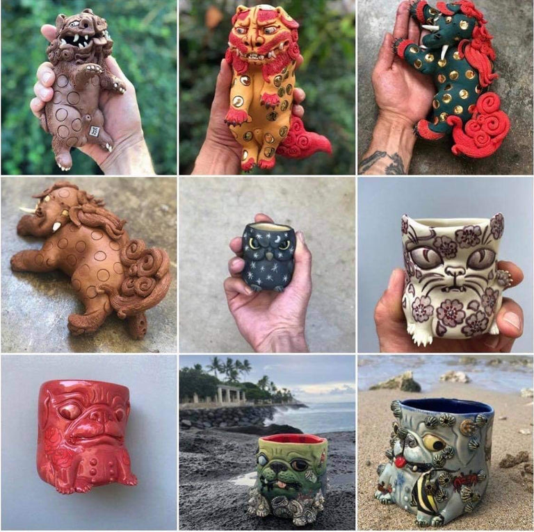 creature cup workshop april 24 + may 1
