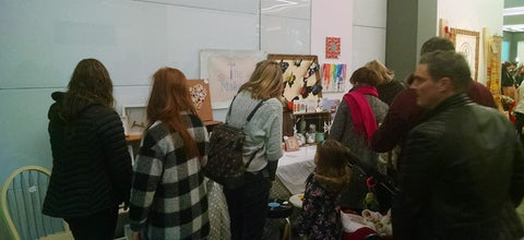 The Makery Dublin - Dublin Christmas Flea 4