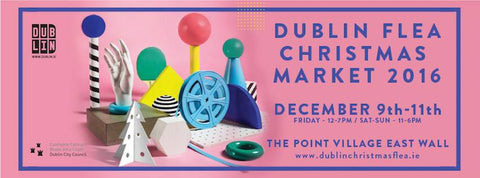 Dublin Flea Market Point Village 2016