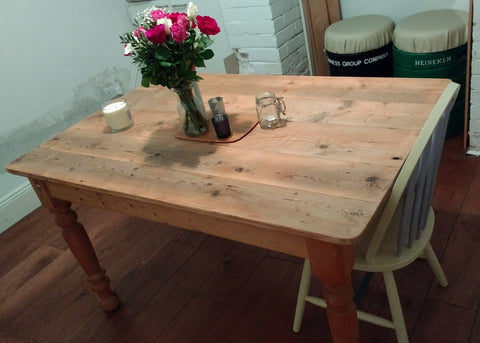 Upcycled Table 2