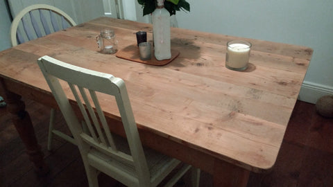 Upcycled Table 3