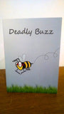 Dublinisms Deadly Buzz Greetings Cards