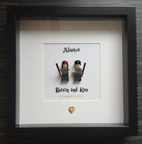Harry Potter Lego Frame
