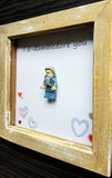 I a-Dumbledore You - Lego Frame 2