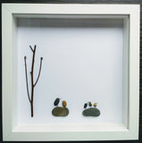 On the Rocks - Irish Pebble Art 1