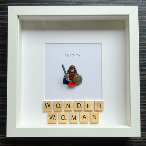 You're My Wonder Woman - Lego Frame 1