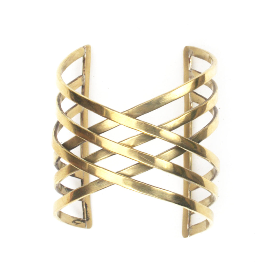 Cross Kizimba Cuff