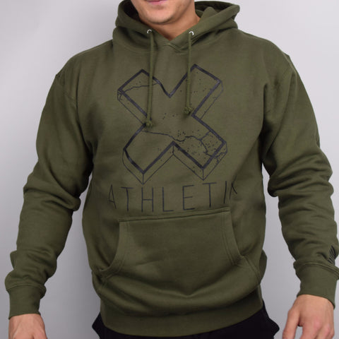 Concrete Hoodie - Army