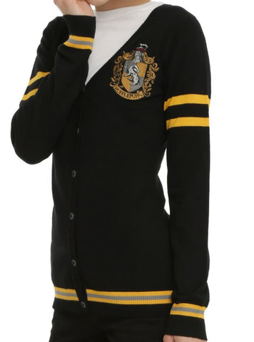 Harry Potter - Hufflepuff - Cardigan