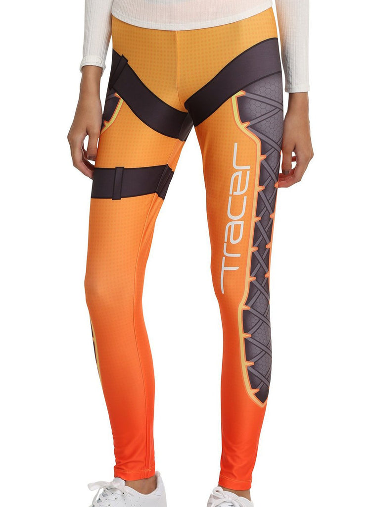 Overwatch - Tracer - Leggings