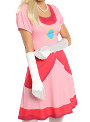 Super Mario - Princess Peach Cosplay - Dress