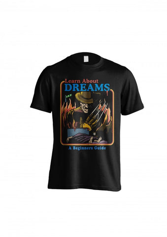 A Nightmare On Elm Street - Dreams T - T-Shirt