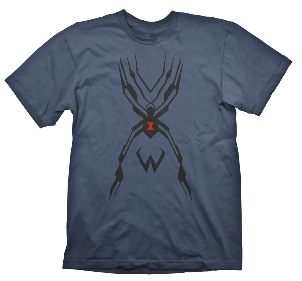 Overwatch - Widowmaker Tattoo - T-Shirt