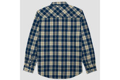 Stranger Things - Hopper's Flannel (Hidden Message) - Long Sleeve Shirt