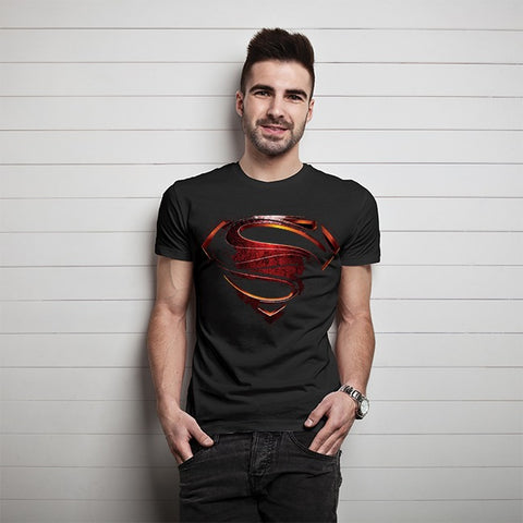 Superman - Man Of Steel - T-Shirt