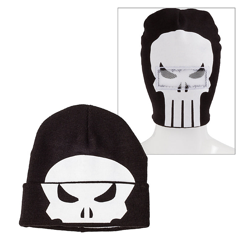 The Punisher - Pulldown Eyes - Beanie