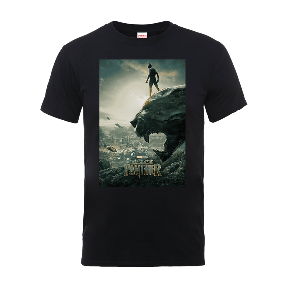 Black Panther - Poster - T-Shirt