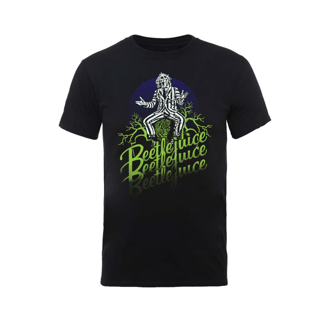 Beetlejuice - Beetlejuice Faded - T-Shirt