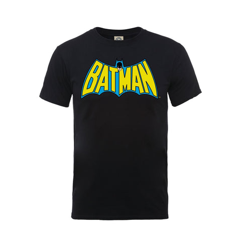 Batman - Retro Logo - T-Shirt