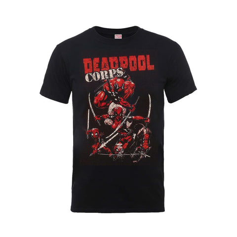 Deadpool - Deadpool Family Corps - T-Shirt