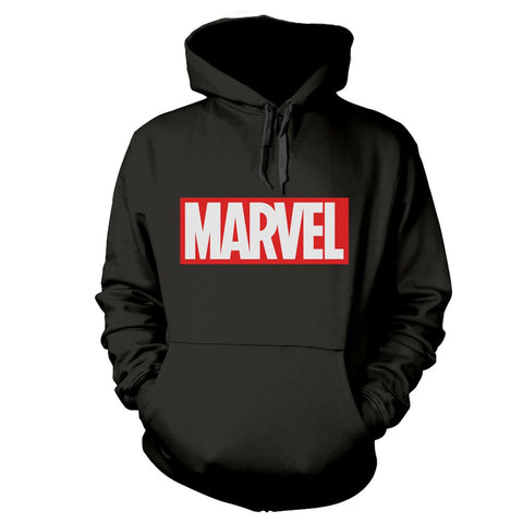 Marvel Comics - Logo - Hooded Sweatshirt