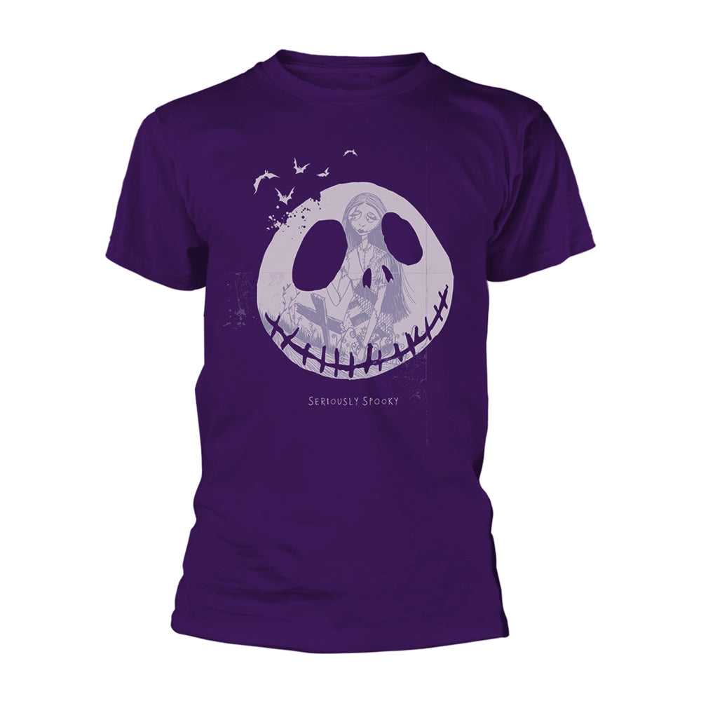 The Nightmare Before Christmas - Seriously Spooky - T-Shirt