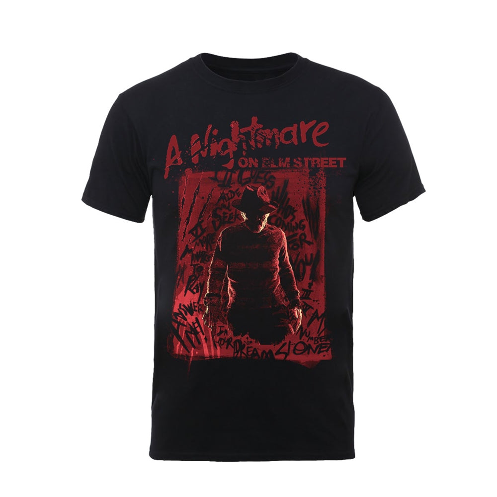 A Nightmare On Elm Street - Freddy Silhouette - T-Shirt