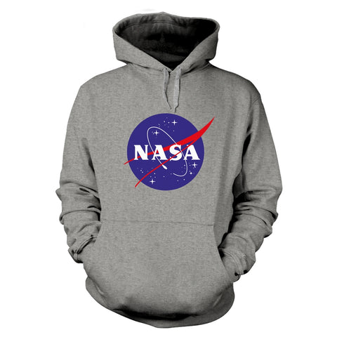 Nasa - Insignia Logo - Hooded Sweatshirt