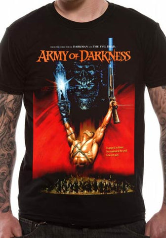 Army of Darkness - Poster - T-Shirt