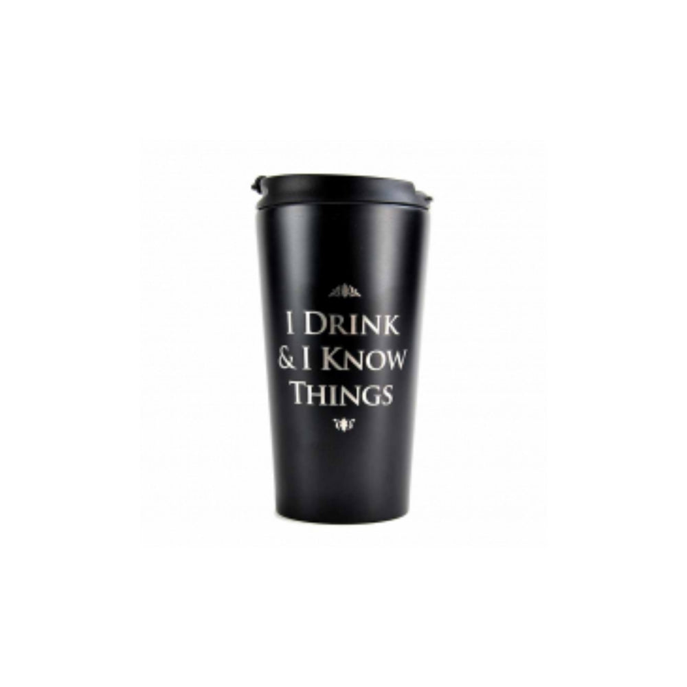 Game of Thrones - I Drink & I Know Things - Travel Mug