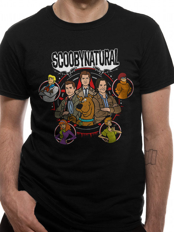 Scooby Doo - Scoobynatural - T-Shirt