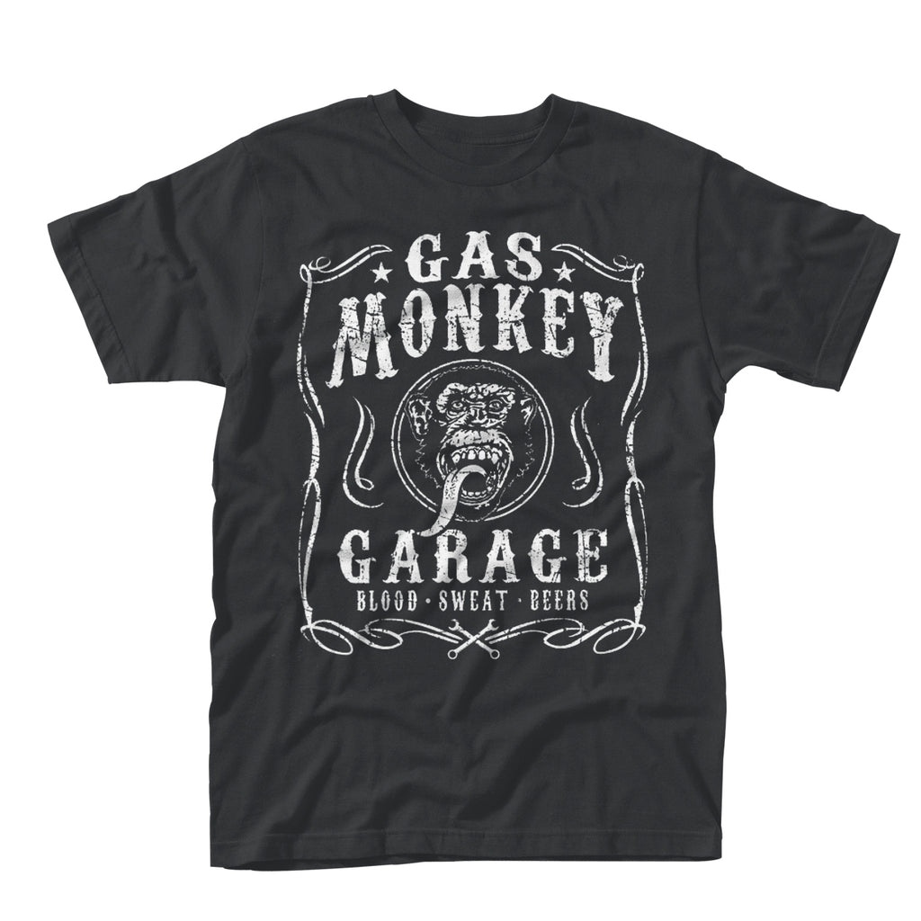 Gas Monkey Garage - Flourish - T-Shirt