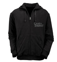 Game Of Thrones - You Win Or You Die - Hooded Sweatshirt (Zipped)