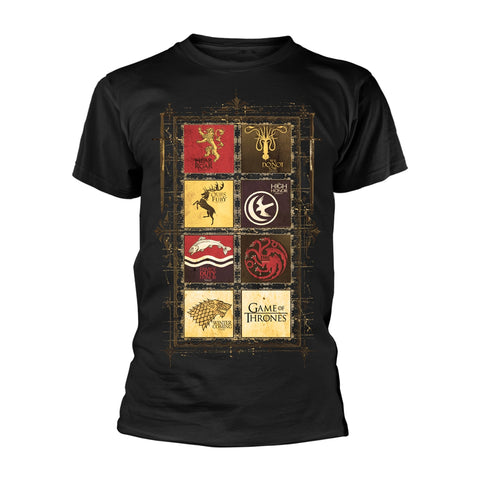 Game of Thrones - Block Sigils - T-Shirt