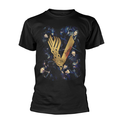 Vikings - Fight - T-Shirt