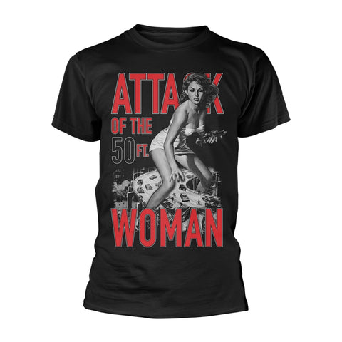 Attack of the 50ft Woman - Poster - T-Shirt