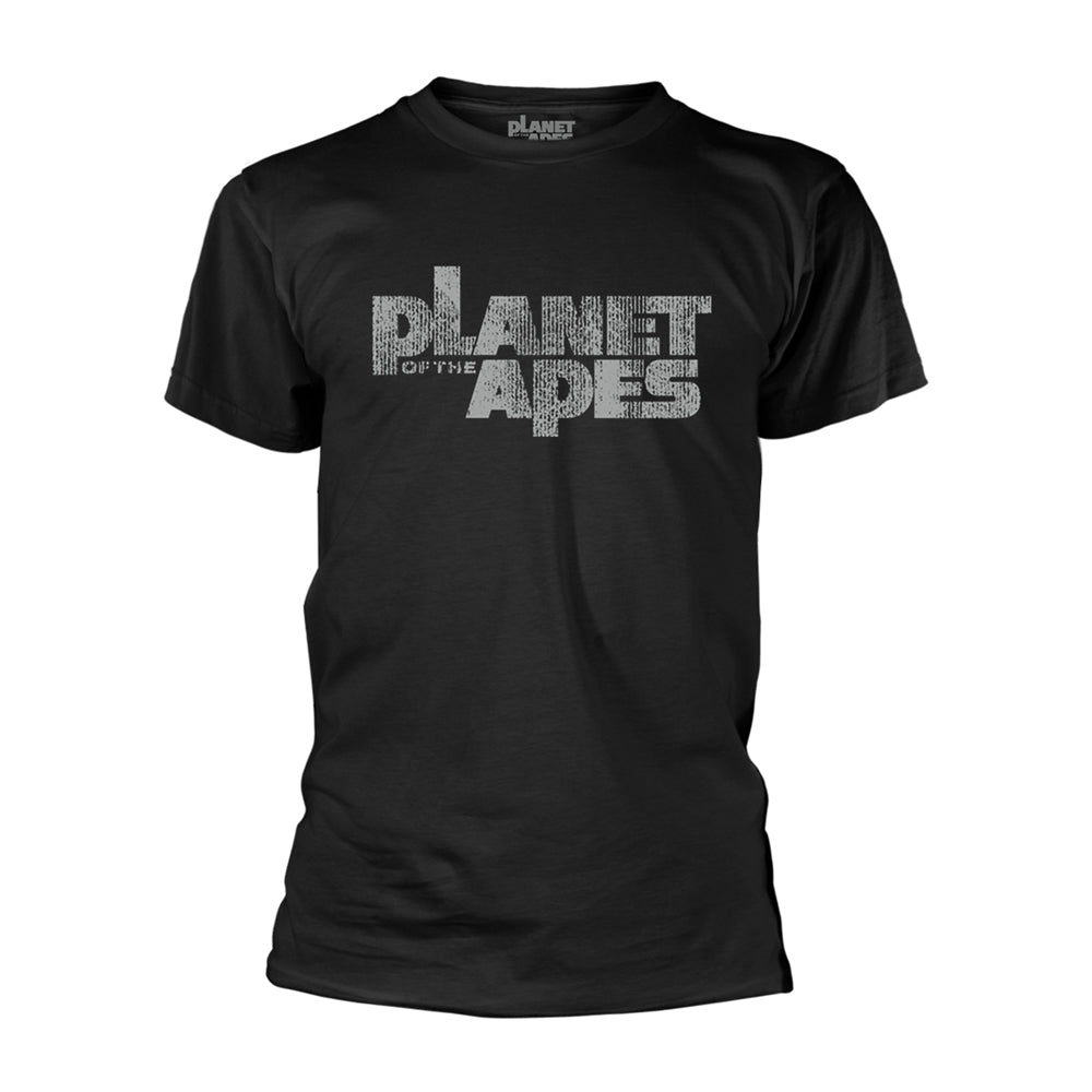 Planet Of The Apes - Distressed Logo - T-Shirt