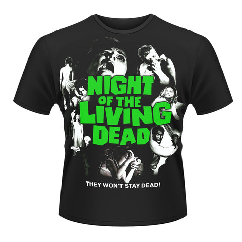 Night Of The Living Dead - Poster - T-Shirt